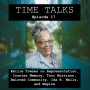 Artwork for Emilie Townes on Representation, Counter Memory, Toni Morrison, Beloved Community, Ida B. Wells, and Empire