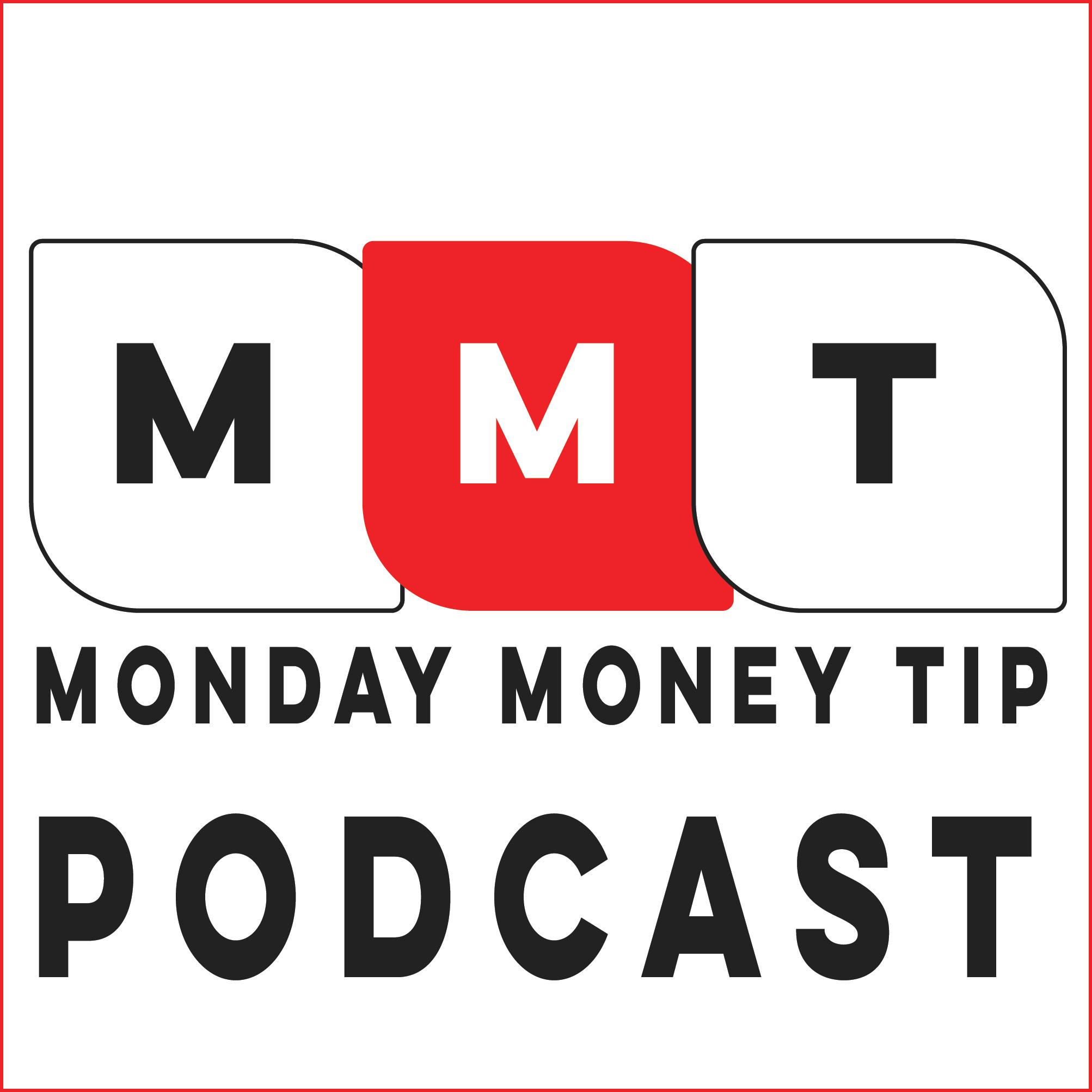 Monday Money Tip show art