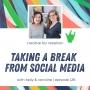 Artwork for Episode 126 - Taking a Break from Social Media