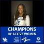 Artwork for 040 - Leah Edmond - decorated University of Kentucky volleyball student athlete and elementary teacher