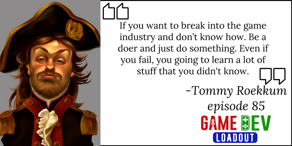 85: The Benefits Of Having A Game Consultant With Tommy