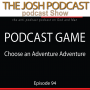 Artwork for PODCAST GAME: Choose an Adventure adventure