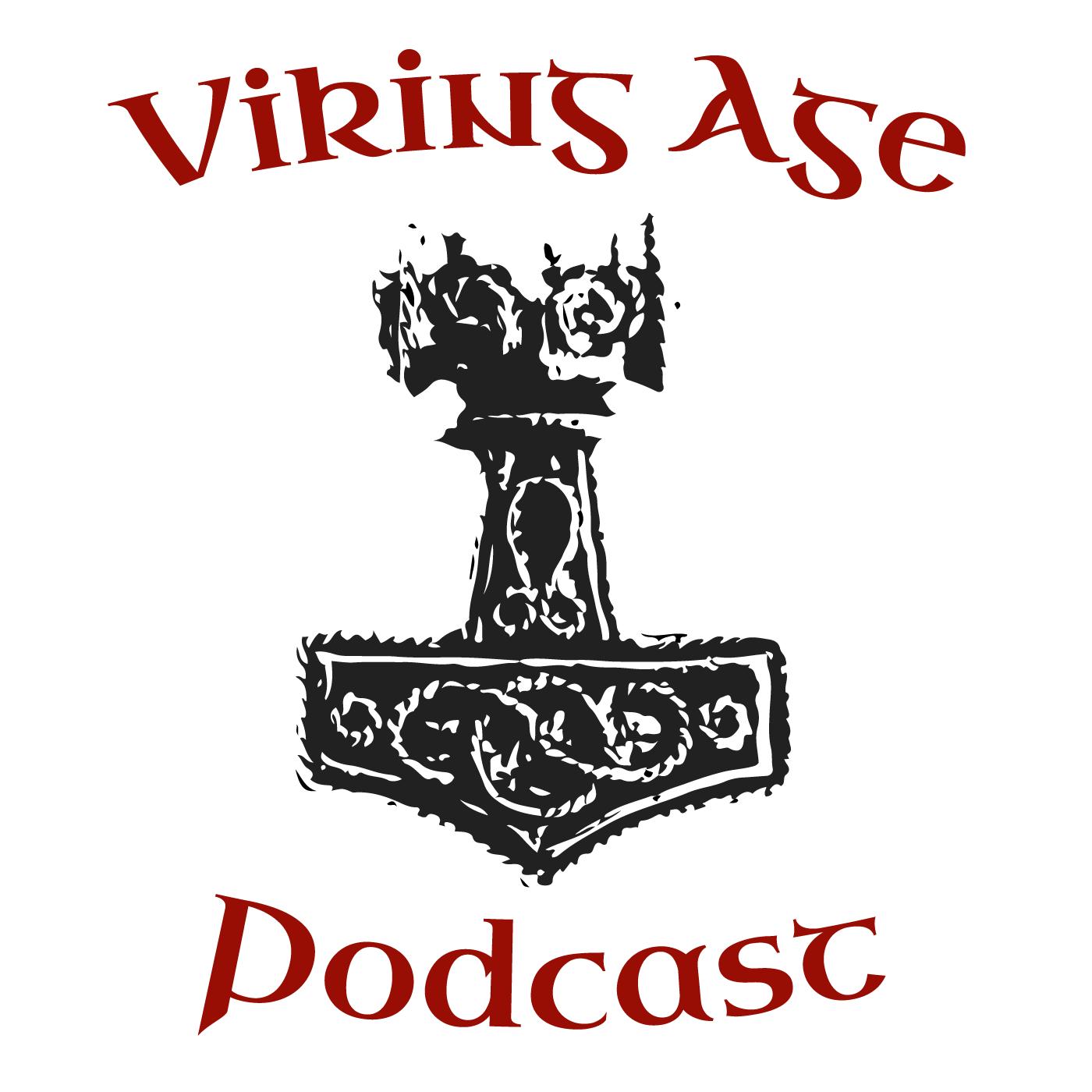 Viking Age Podcast show art