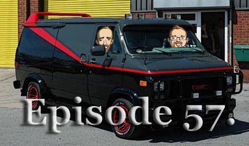 Episode 57: The A-Team Returns