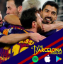 Artwork for Why are Barcelona 19 points ahead of Real Madrid in La Liga? Kevin Williams interview, Luis Suarez and Paulinho [TBPod58]
