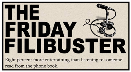 DVD Verdict 032 - The Friday Filibuster (Premiere!)