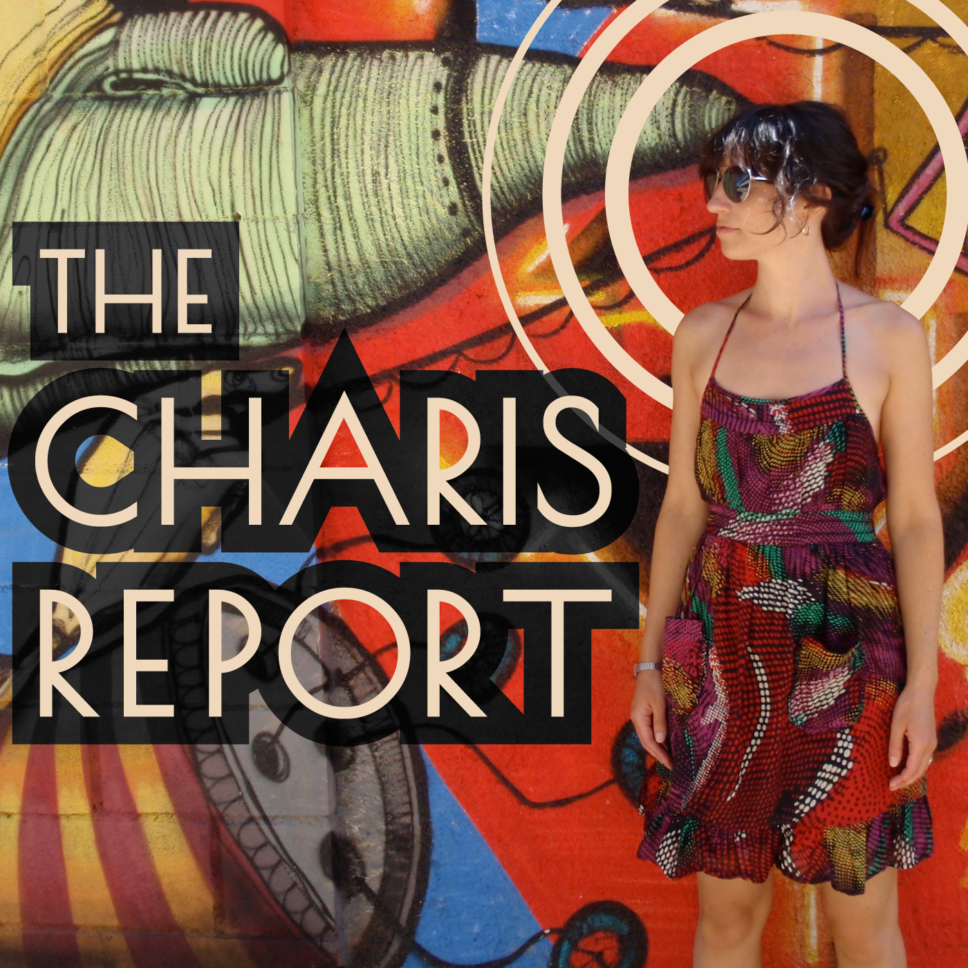 The Charis Report show art