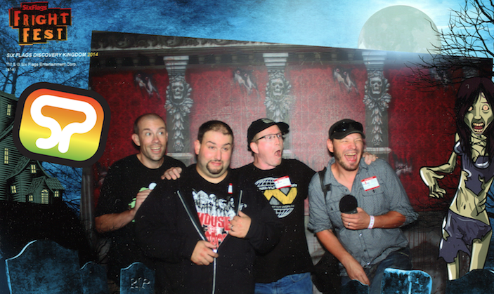 tspp #287- Frights at Six Flags Discovery Kingdom w/ Terry Overstreet & More! 10/28/14