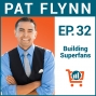 Artwork for How Pat Flynn Launched His First Ecommerce Product Using Superfans and Influencers, Ep# 32