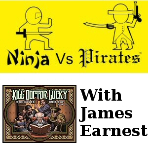 NvP 2x05 - Kill Doctor Lucky with James Ernest