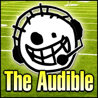 The Audible LIVE! 4.1.2021 - NFL Draft Talk