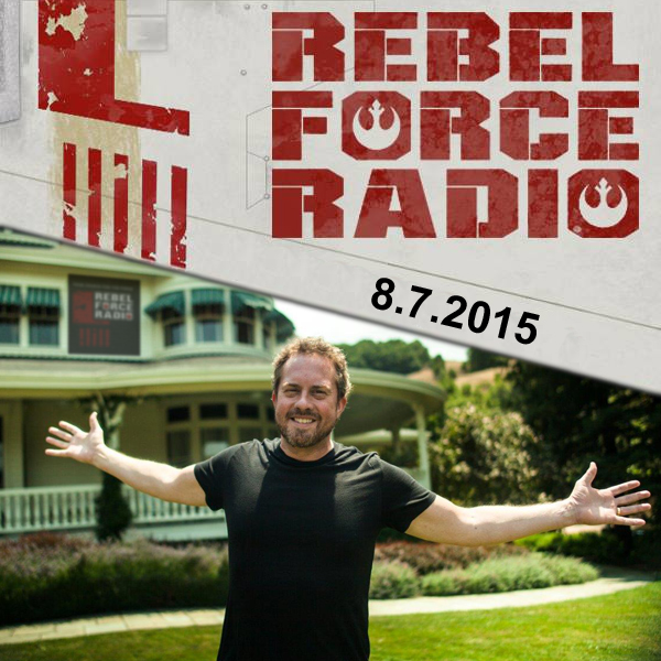 RebelForce Radio: August 7, 2015