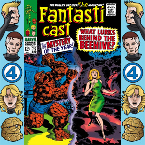 Episode 75: Fantastic Four #66 - What Lurks Behind The Beehive?