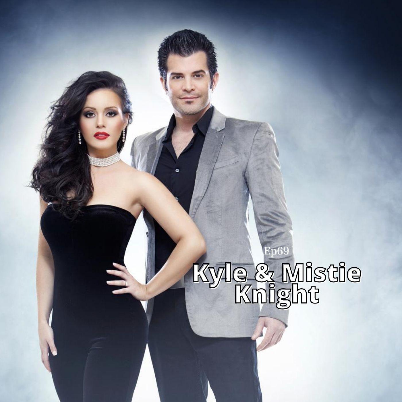 #69 - Kyle & Mistie Knight talk cruise predictions