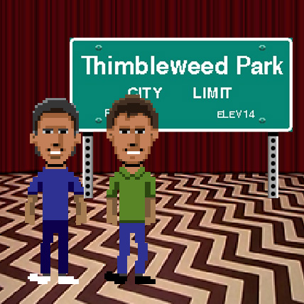 Interview - Ron Gilbert and Gary Winnick on Thimbleweed Park