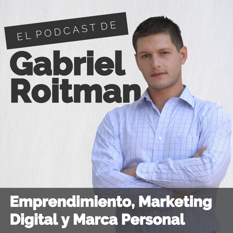 El Podcast de Gabriel Roitman show art