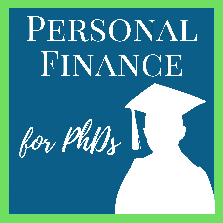Personal Finance for PhDs show art