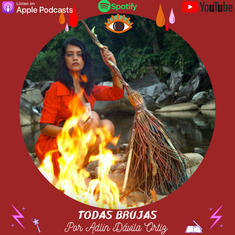 Todas Brujas Podcast show art