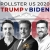 Trump v Biden 4: The Battle of the American Future (28.10.20) show art