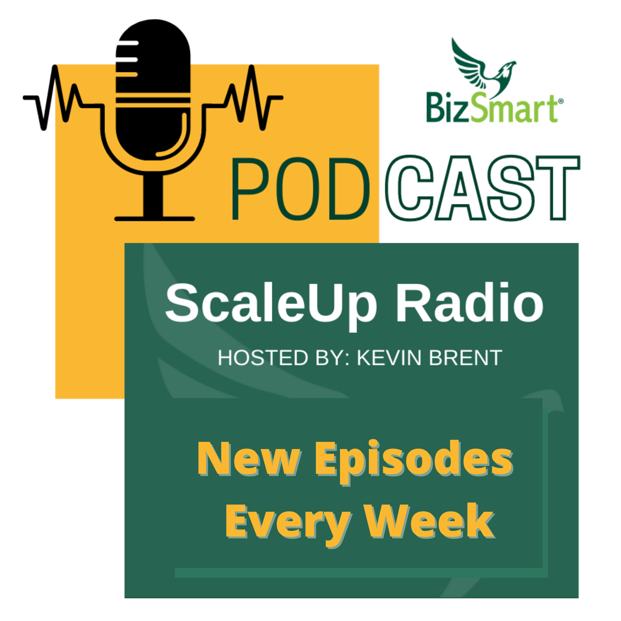 ScaleUp Radio show art