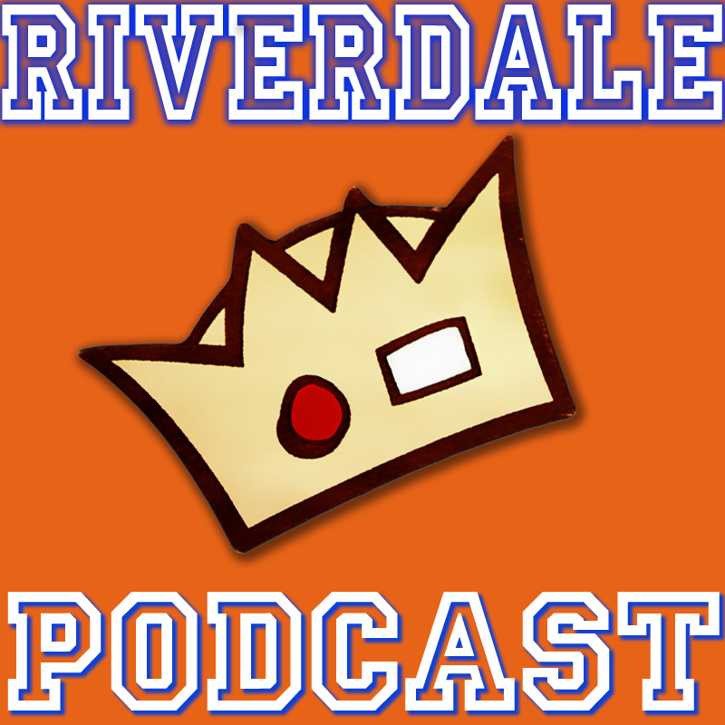 The Riverdale Podcast - The Archie Comics Fan Podcast! logo