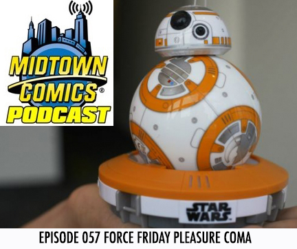 Episode 057 Force Friday Pleasure Coma