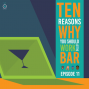 Artwork for Episode #11: 10 Reasons You Should Work From the Bar
