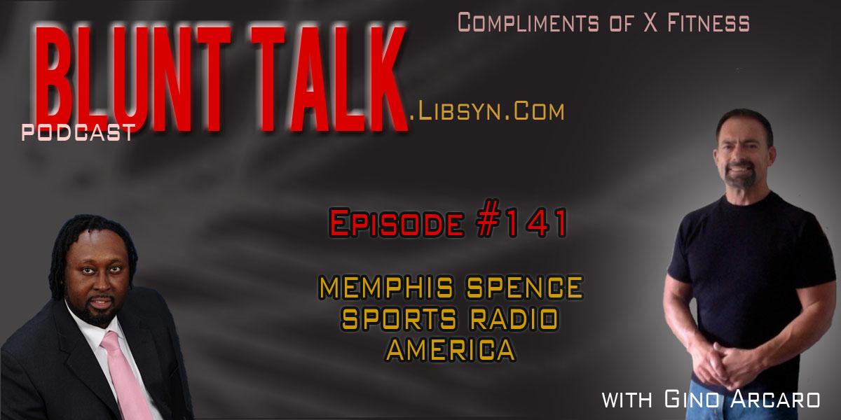 Artwork for Sports Radio America: Memphis Spence