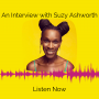 Artwork for Episode 013 Interview with Suzy Ashworth