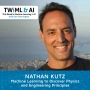 Artwork for Machine Learning to Discover Physics and Engineering Principles with Nathan Kutz - TWiML Talk #162