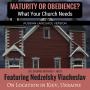 Artwork for [Russian Language Episode] Maturity or Obedience? What Your Church Needs (E031)