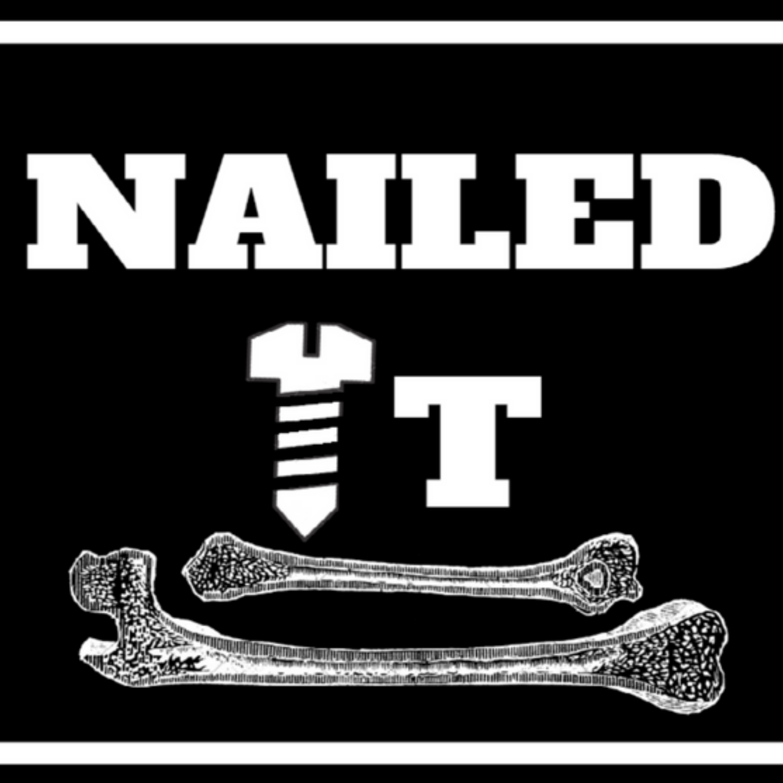 Nailed It Ortho podcast show image