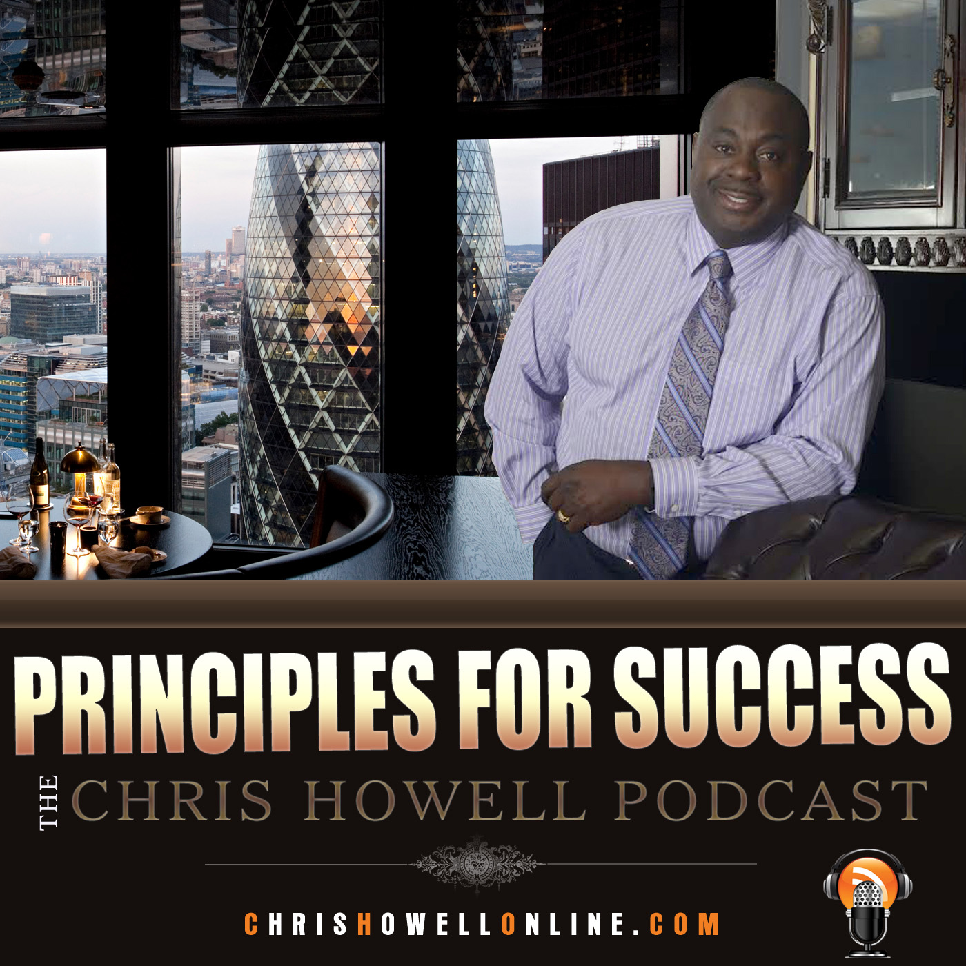 Principles for Success - The Chris Howell Podcast show art