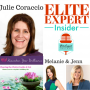 Artwork for Clear the Clutter - Organize The Life You Deserve with Julie Coraccio