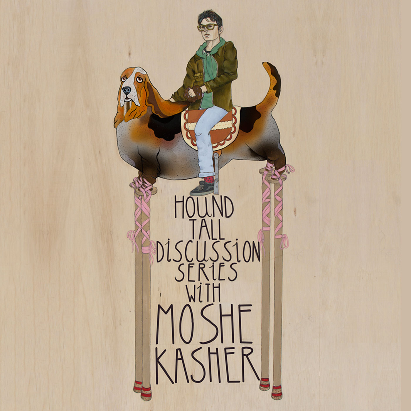Hound Tall with Moshe Kasher  show art