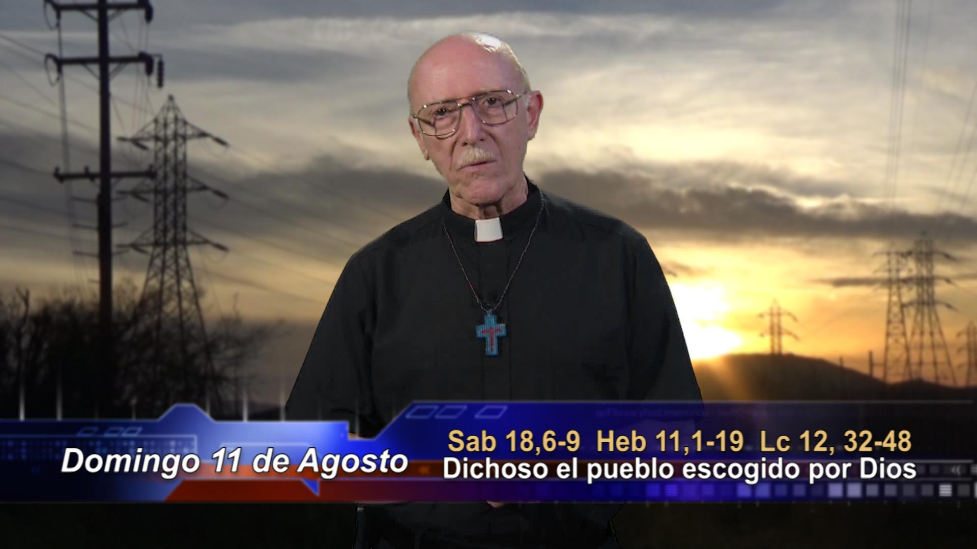 Artwork for Dios te Habla con Fr. Lenny de Pasquale; Tema el hoy: Dichoso el pueblo escogido por Dios