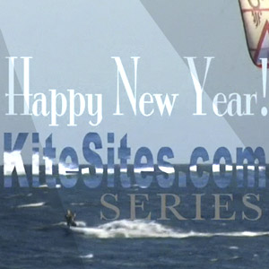 Happy Snowkiting and Kitesurfing in 2010