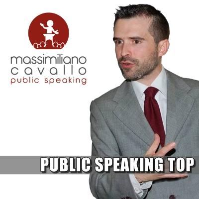 Massimiliano Cavallo Public Speaking Top show image