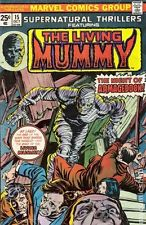 Fanboy Power Hour Episode 136: WHERE STALKS THE LIVING MUMMY