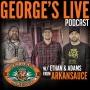 Artwork for George's Live w/ Arkansauce