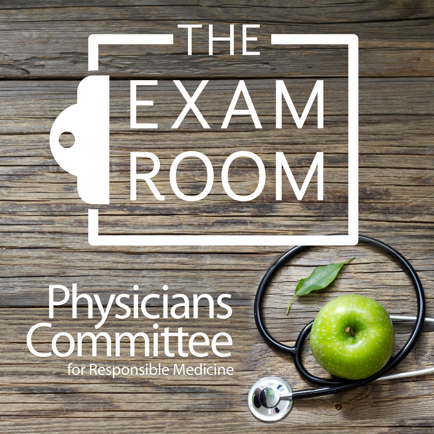 The Exam Room by the Physicians Committee show art