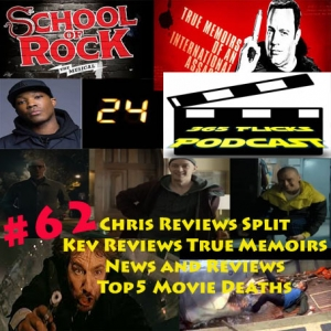 #62 Trumps 'Merica... Split Review, News, Quickie Reviews, Top5 Movie Deaths, Kevin James Review