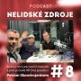 """Artwork for 8: Budoucnost pracovních inzerátů a proč je české HR 5 let pozadu s Petrem """"skondr"""" Skondrojanisem"""
