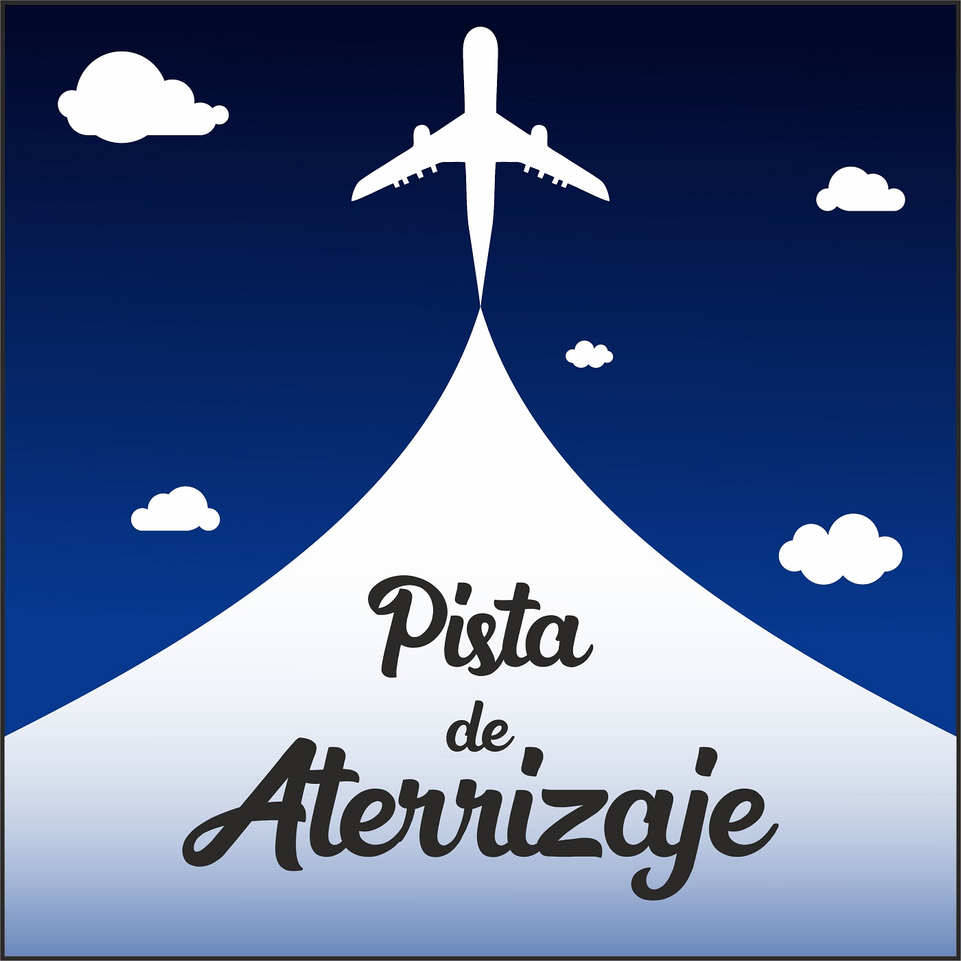 Pista de Aterrizaje show art