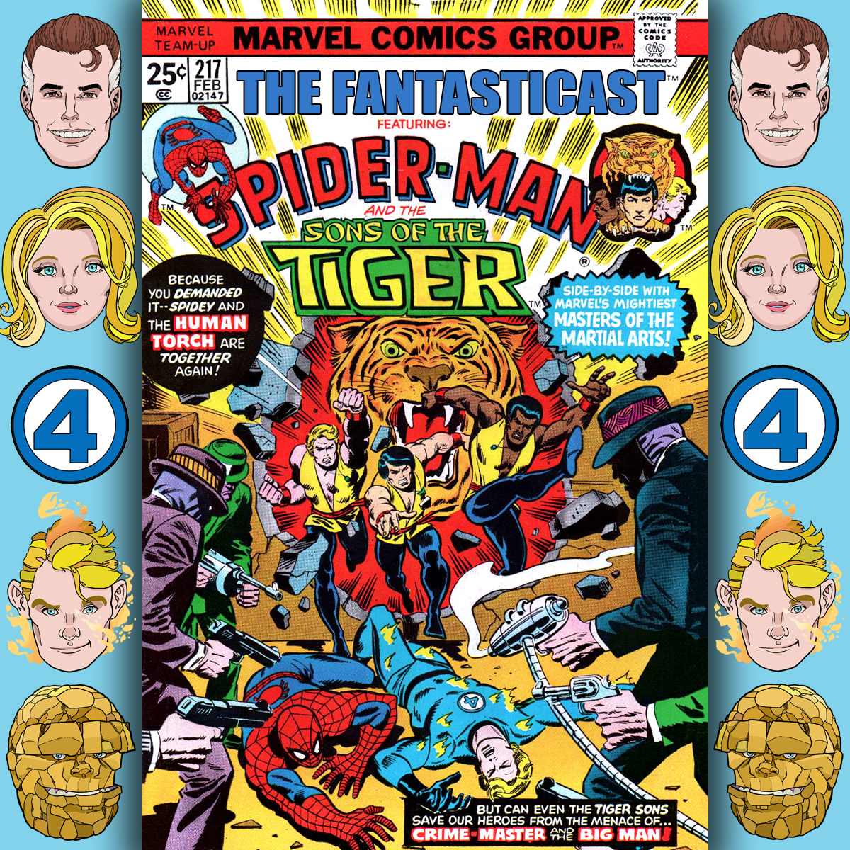 Episode 217: Marvel Team-Up #40 - Murder's Better The Second Time Around