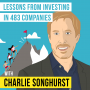 Artwork for Charlie Songhurst – Lessons from Investing in 483 Companies - [Invest Like the Best, EP.181]