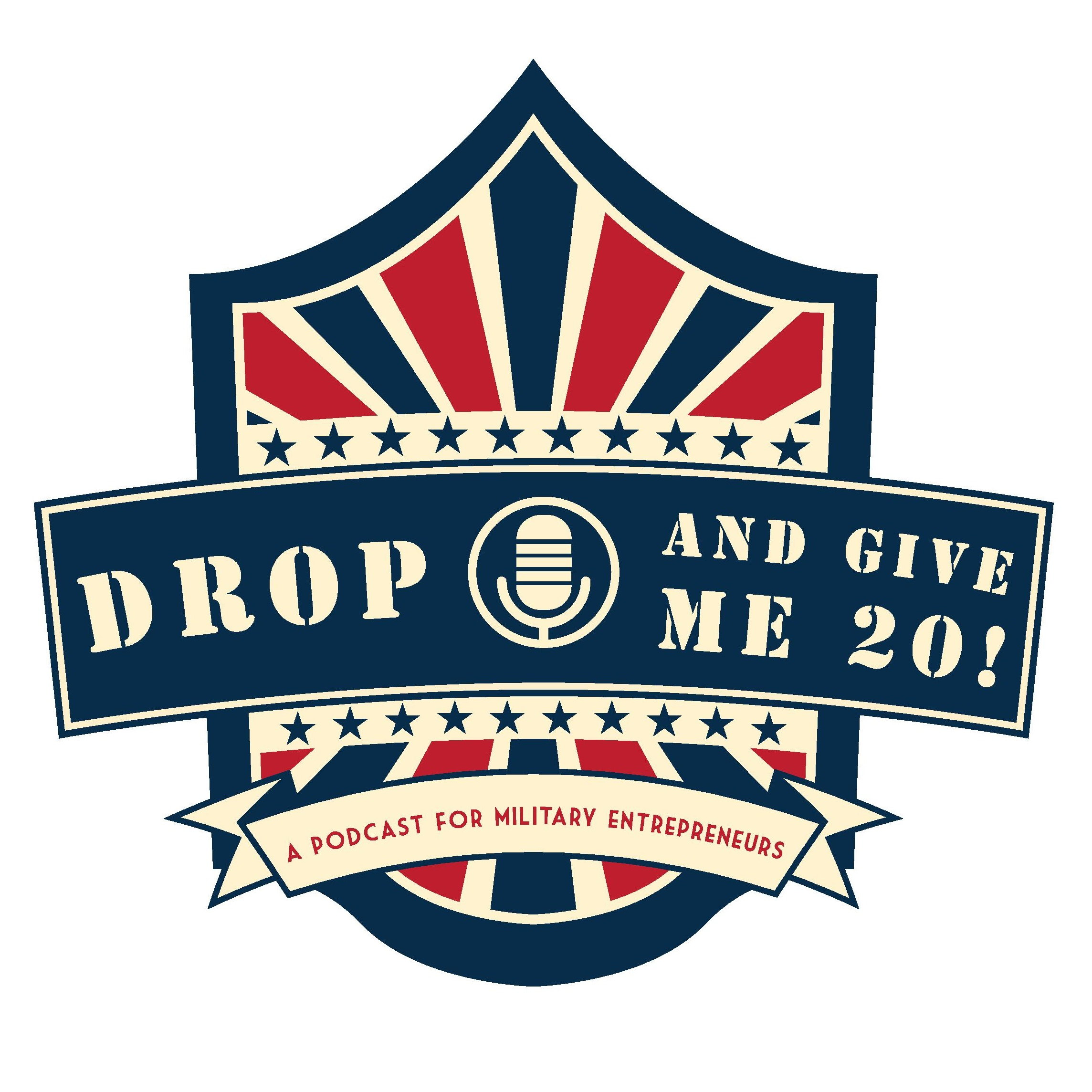Drop and Give Me 20 show art