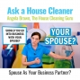 Artwork for Should You Start a Cleaning Business with Your Spouse?