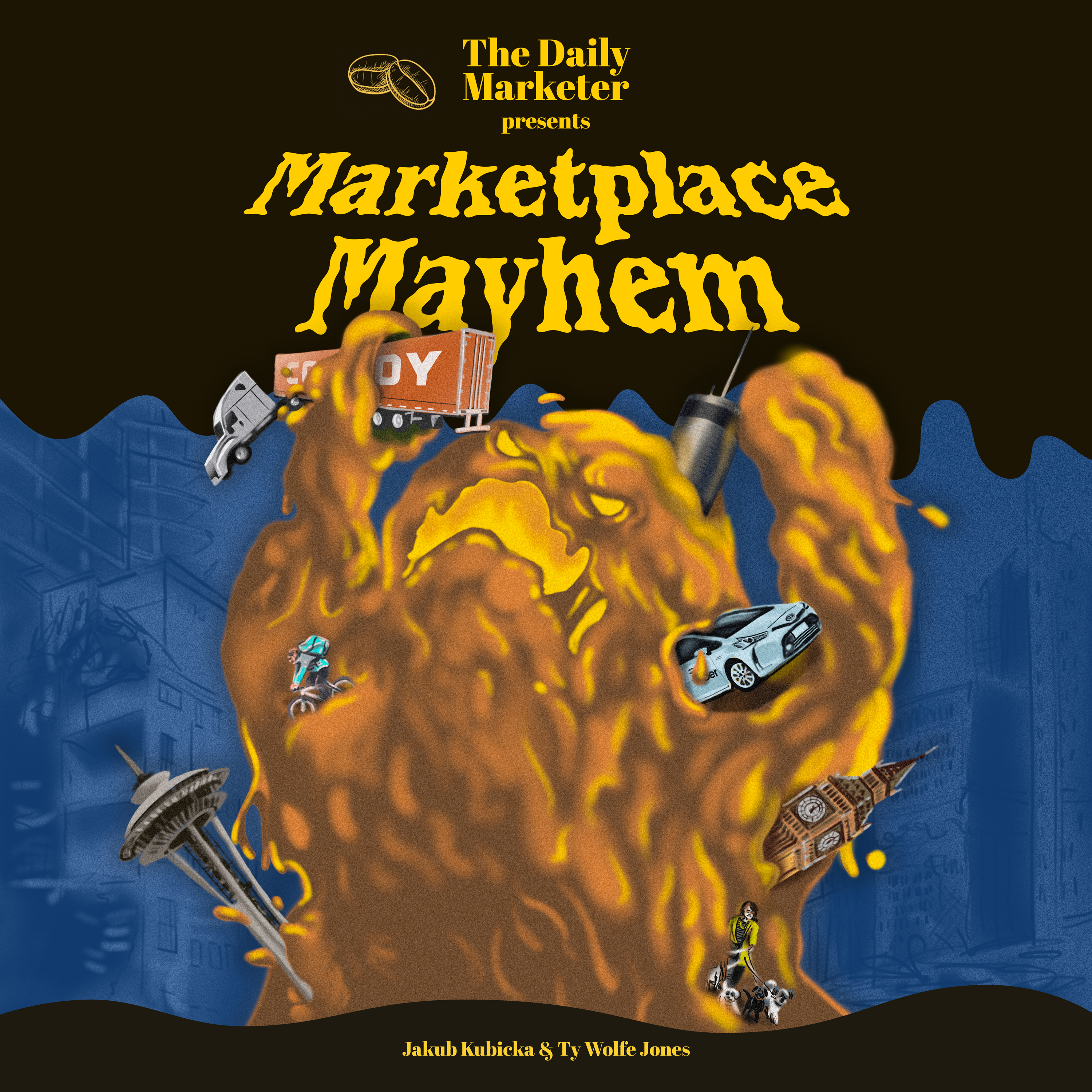 Artwork for #21: How to Leverage Facebook Ads For All It's Might (For All Skill Levels)
