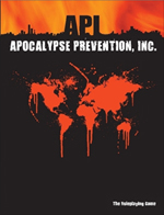 Episode 052: Apocalypse Prevention, Inc. with Eloy Lasanta